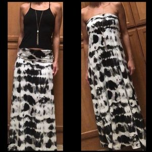 Dresses & Skirts - Adorable maxi skirt or Dress! Never worn!